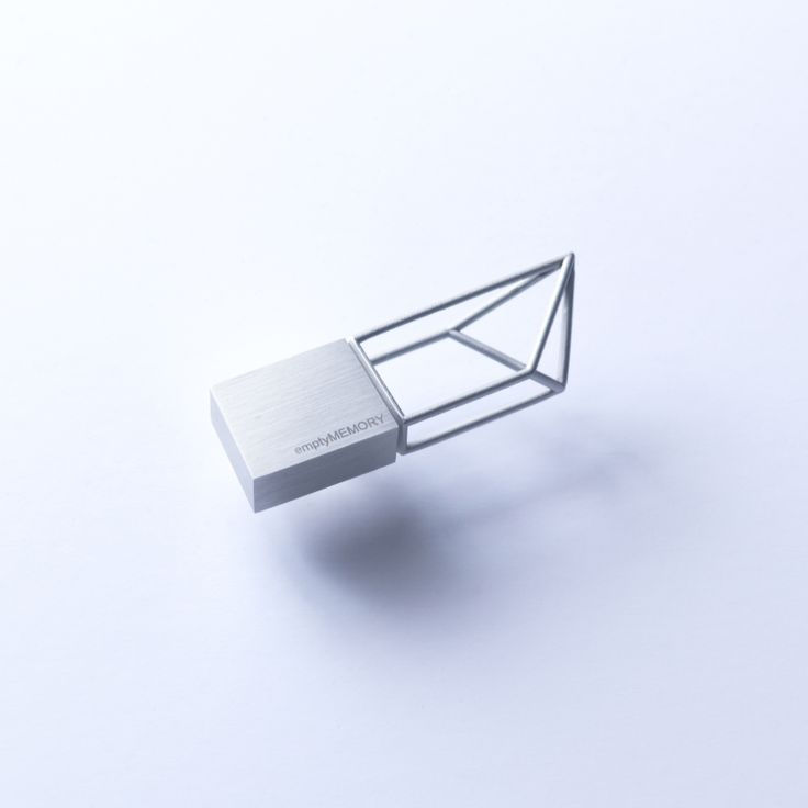 Empty Memory - Stainless Steel - Designed by Poetic Lab