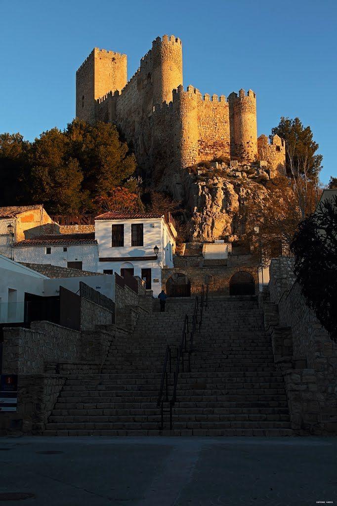 Almansa Castle ~ Castile-La Mancha, Spain