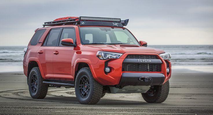 5th Gen 4runner Wheels >> red toyota 4runner black wheels - Google Search   Not Very Gas Efficient   Pinterest   Toyota ...
