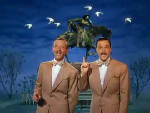 Fred Astaire and  Gene Kelly  The Babbitt and the Bromide - YouTube