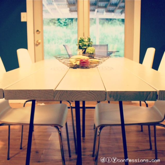 17 Best Images About Modern Dining Room Table On Pinterest