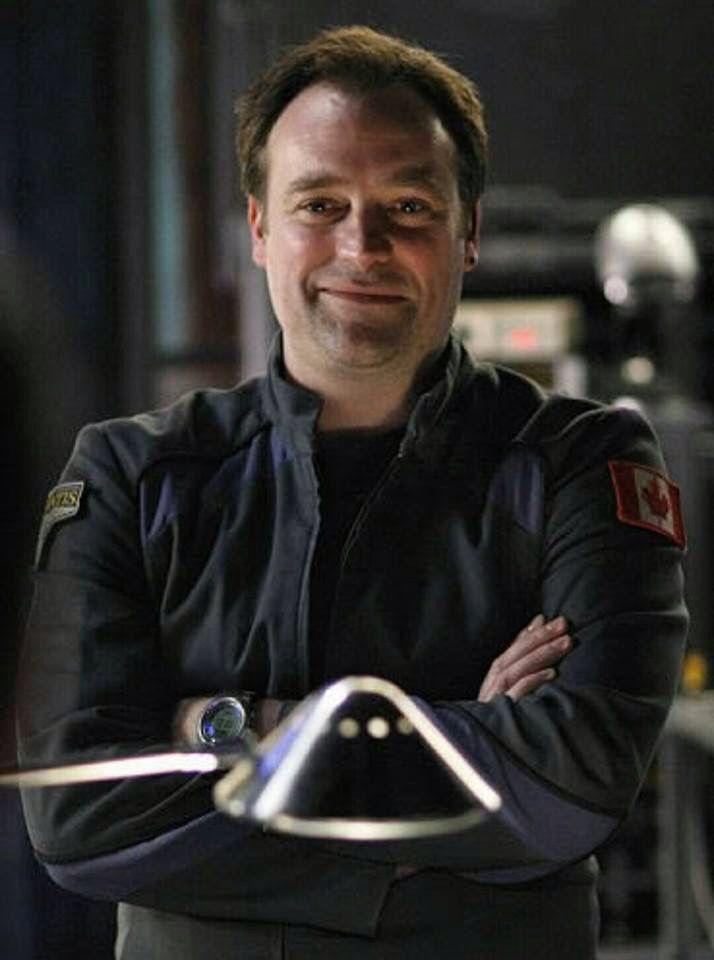 David Hewlett - Stargate Atlantis
