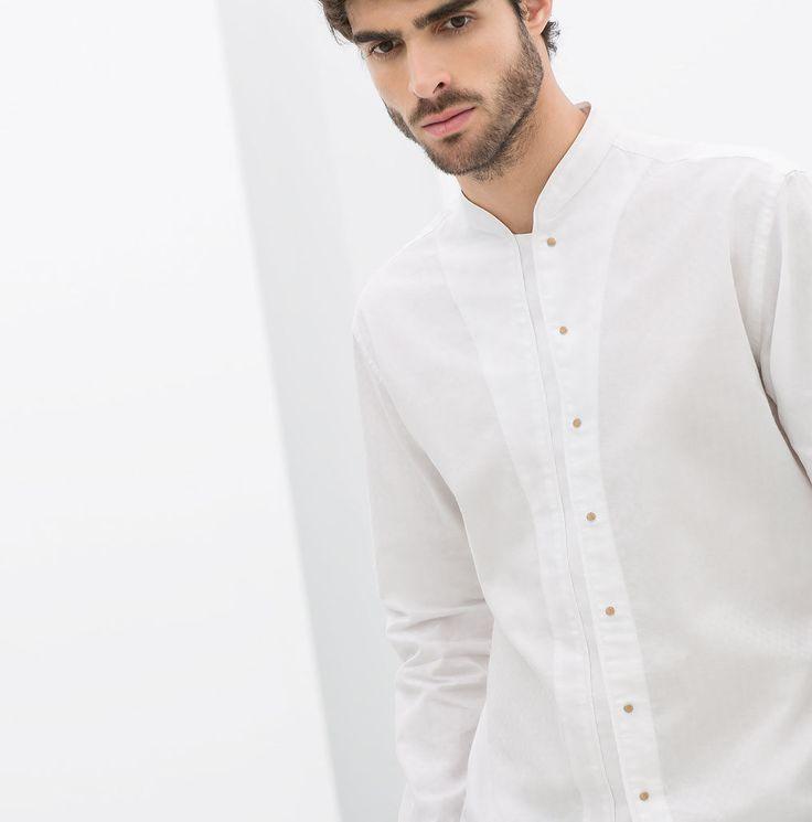 mao shirt sketch - Buscar con Google