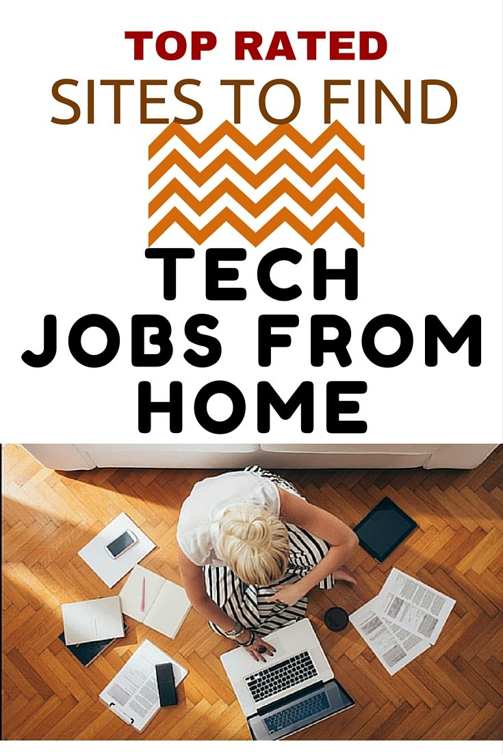 10 best images about favorite pins work from home tech jobs from home is one of the hottest in demand work from home opportunities it is also one of the highest paid online lance jobs today