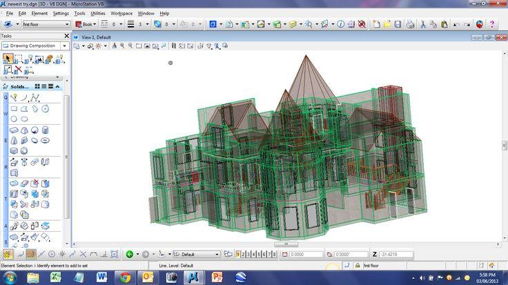 8 best microstation images on pinterest landscape architecture design civil engineering and. Black Bedroom Furniture Sets. Home Design Ideas