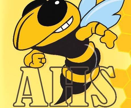 """Alameda High School - Alameda CA """"The Hornets"""""""