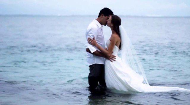Caroline & Jay Destination Wedding - Fiji Cineamatic Trailer www.iconicfilms.com.au