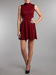 Cut out dress  www.rokii.co.uk