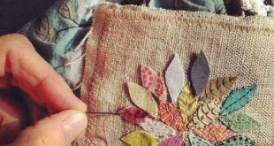 17 Ideias de Artesanato Feito à Mão com Tecido