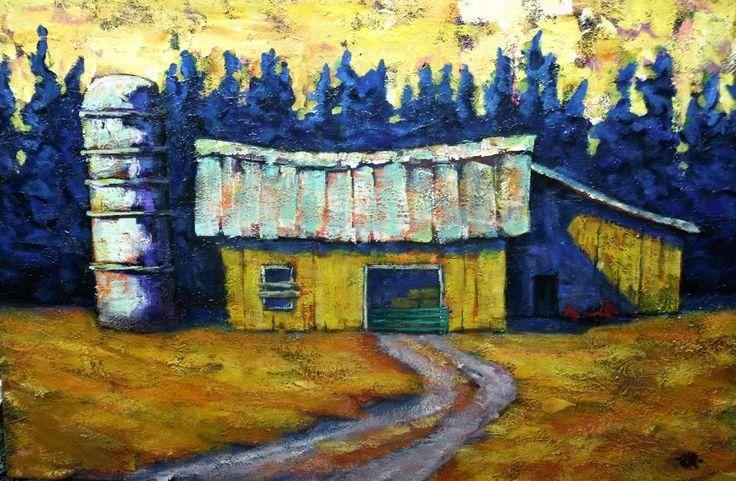 The Art of Jim Robertson - wahoo.ca