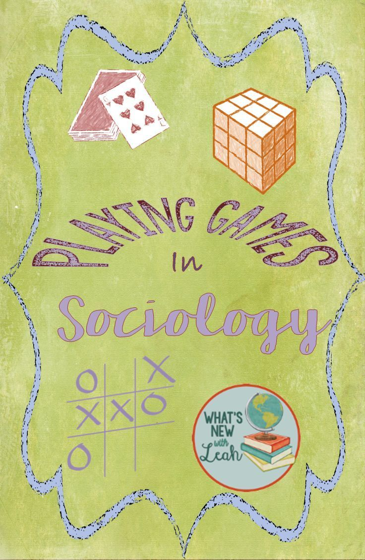 best ideas about sociology major sociology sociology is a class endless possibilities this blog post is all about games that