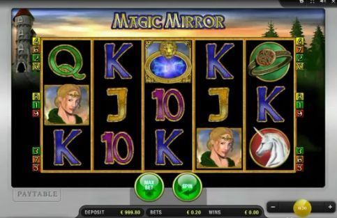 Magic Mirror slot online