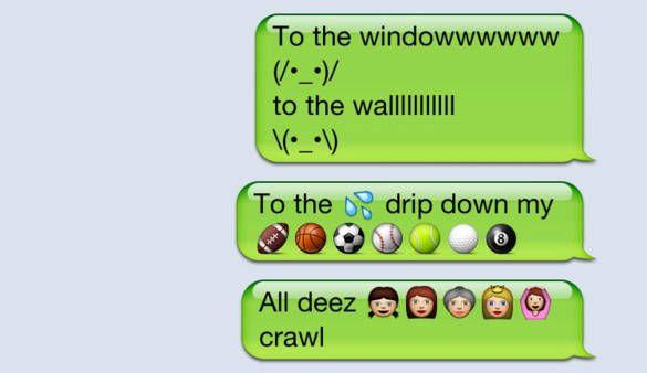 30 Emoji Stories Sentences To Copy Paste Funny Emoji Texts Emoji Stories Emoji Texts