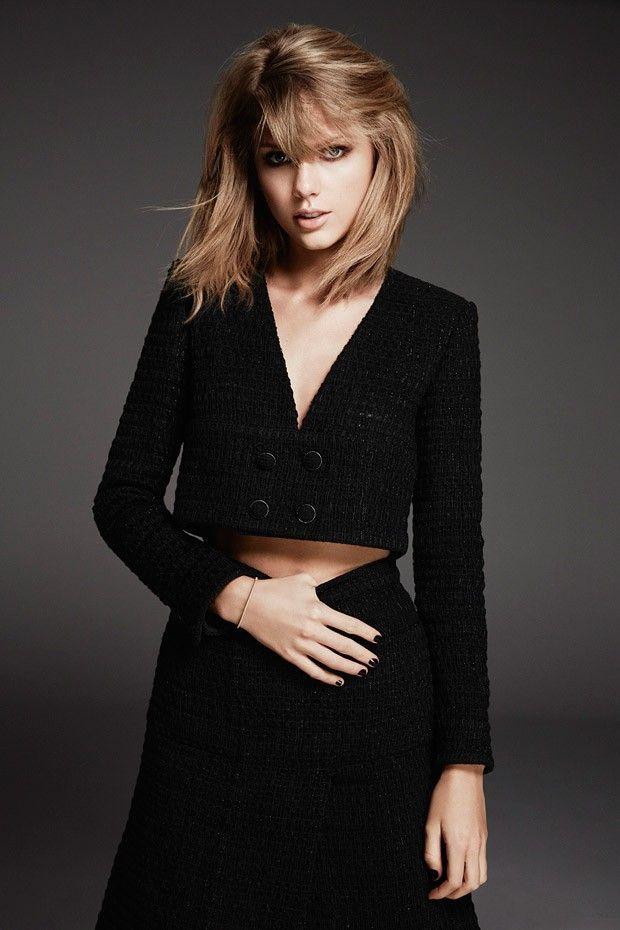 Тейлор Свифт в Glamour UK : ru_glamour