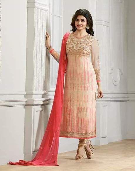 Vinay Prachi Vol-22 Georgette Designer Suit