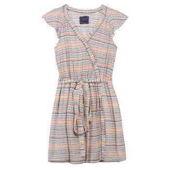 Robe portefeuille - ivoire - Chipie Women - Ref: 1468711 | Brandalley