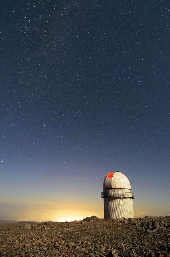 skinakas observatory by Basilis Xenos on 500px