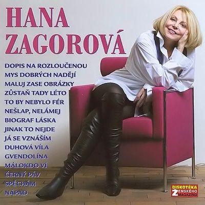 Hana Zagorová | Hana Zagorová (Ženský magazín - kolekce Dobrá pohoda)