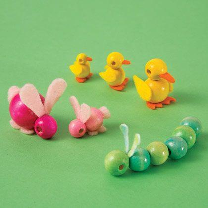 DIY Bead Animals
