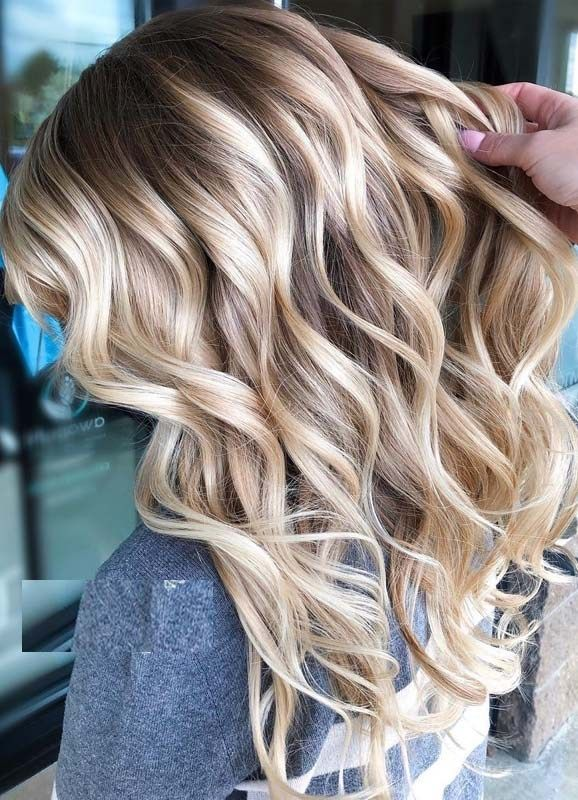 Fresh Balayage Hair Color Ideas to Show Off in 2019