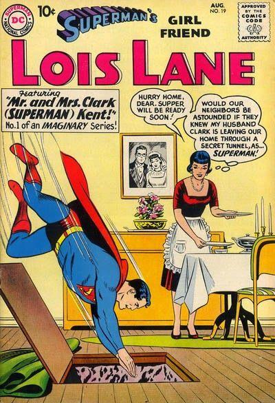 The Superman Fan Podcast: Episode #307 Part II: Superman Family Comic Book C...