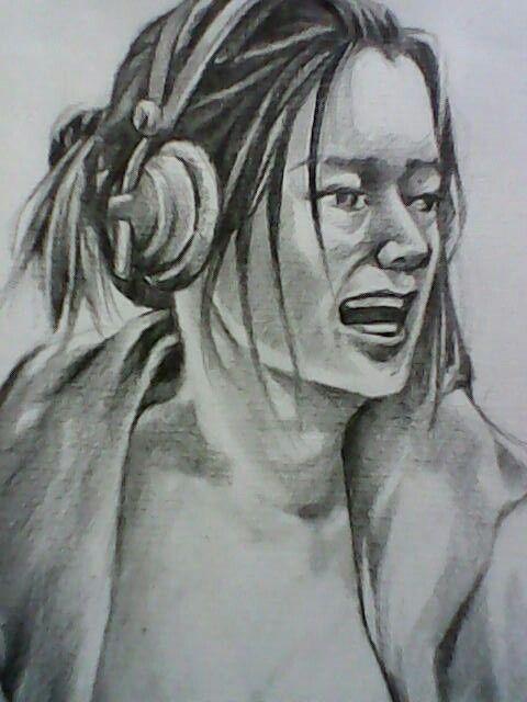Skets pensil
