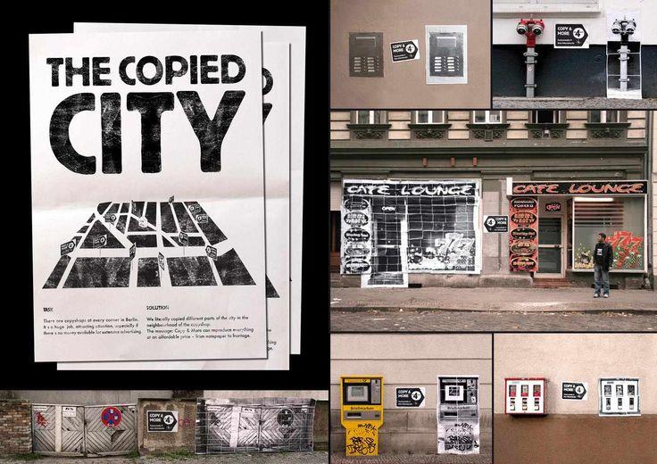 Copyshop:  The Copied City