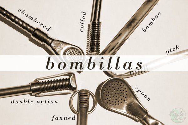 """Bombilla, pronounced """"Bom-Bee-Sha,"""" the word literally means """"straw"""" in Castellano. Without the bombilla, there's no drinking mate. It's an essential tool when drinking yerba traditionally out of a mate (gourd). Unless you're drinking mate cocido, bagged mate, then forget about making mate without your bombilla. With bombilla styles, you have a few options: fanned, coiled, …"""