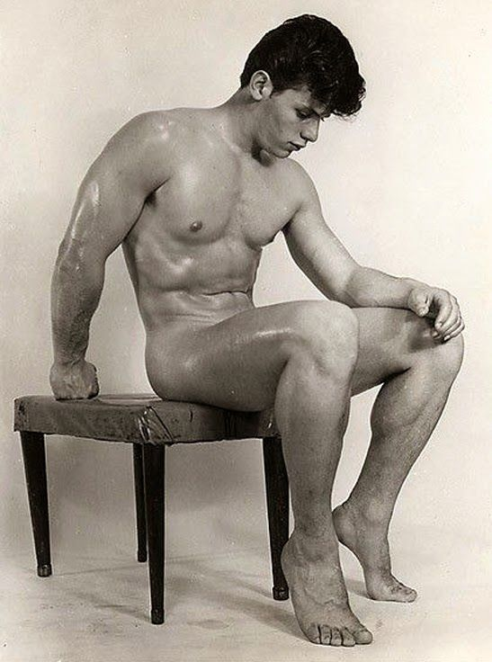 gay photographs 50s 60s male erotica