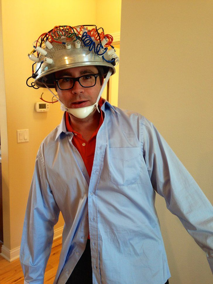 Pin for Later: 67 Wildly Creative DIY Costumes For Men Vince Clortho Source:  Reddit user kc0zmx via Imgur