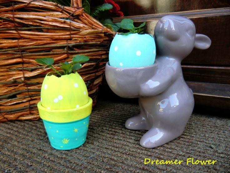 #Easter #Eggs,  #Uova decorate #Pasqua