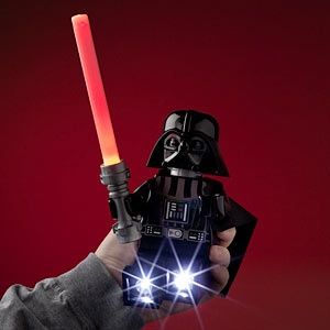 LEGO Star Wars Darth Bader Torch Light