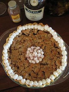 DUTCH APPLE BRANDY PIE | Pies and Pastries | Pinterest