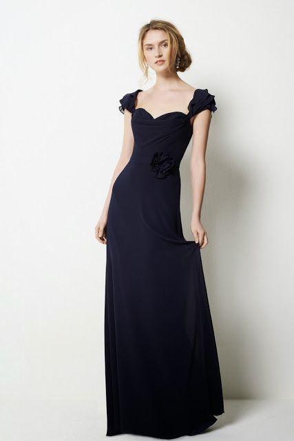 Lo último en vestidos largos | Moda 2014