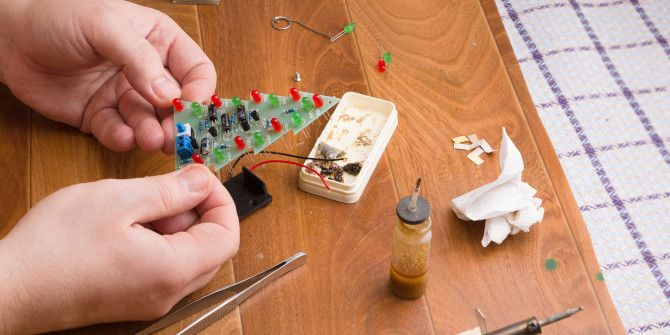 12 Electronics Kits to Spark DIY Creativity #DIY #tech