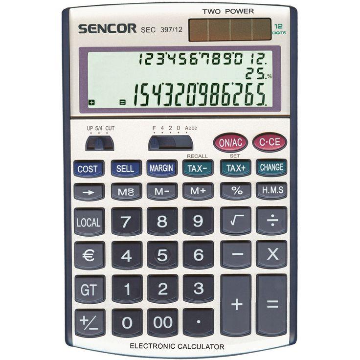 SENCOR SEC 397/12