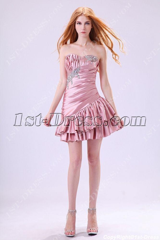 31 mejores imágenes de Short Cute Homecoming Dresses en Pinterest ...