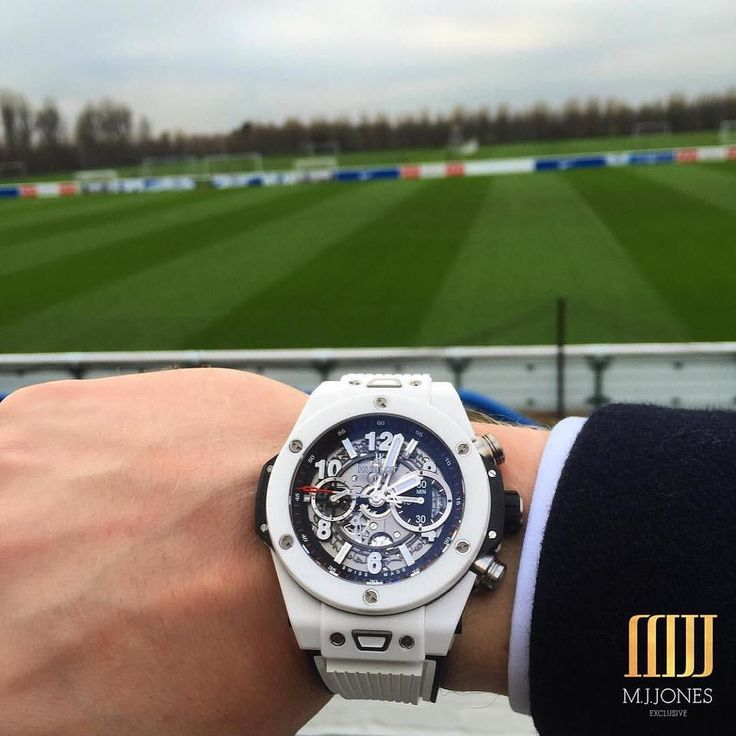 Make an entrance with the #Rare #Hublot #BigBang  in White  Enquire on WhatsApp  44 7921 338836