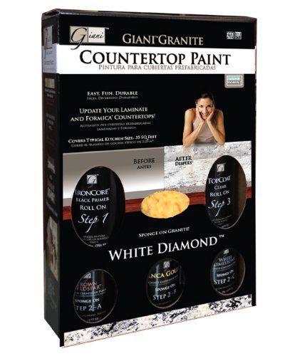 countertop makeover countertop paint granite countertops kitchen ...