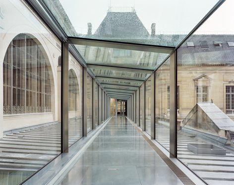 Requalification du Quadrilatère Richelieu, Parigi, 2016 - Bruno Gaudin and Virginie Brégal Architectes