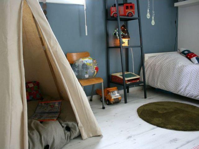Tipi chambre garcon emilie sans chichis.com