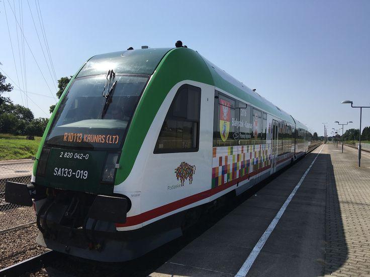 Mit der Bahn nach Litauen: Neue Verbindung von Warschau nach Vilnius