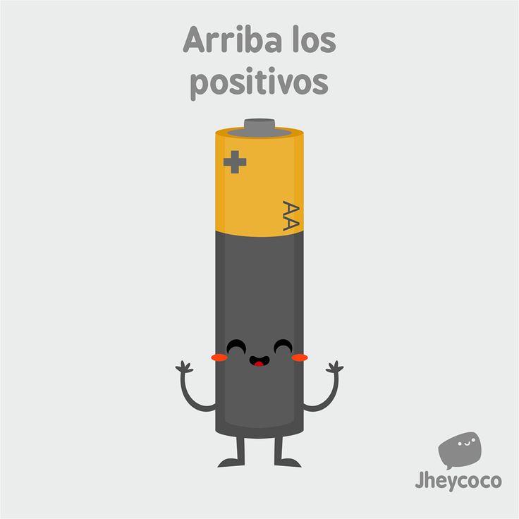 Arriba los positivos - Happy drawings :)
