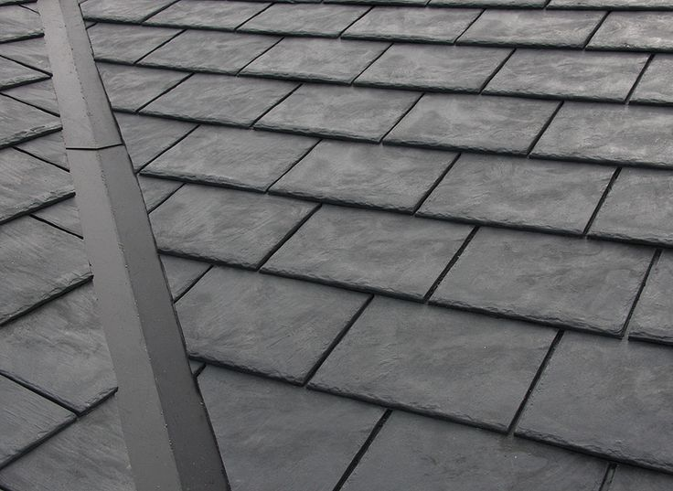 Eurolite Slate Is The Latest Rubber Slate Roofing Product