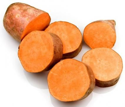 Cooking Yams