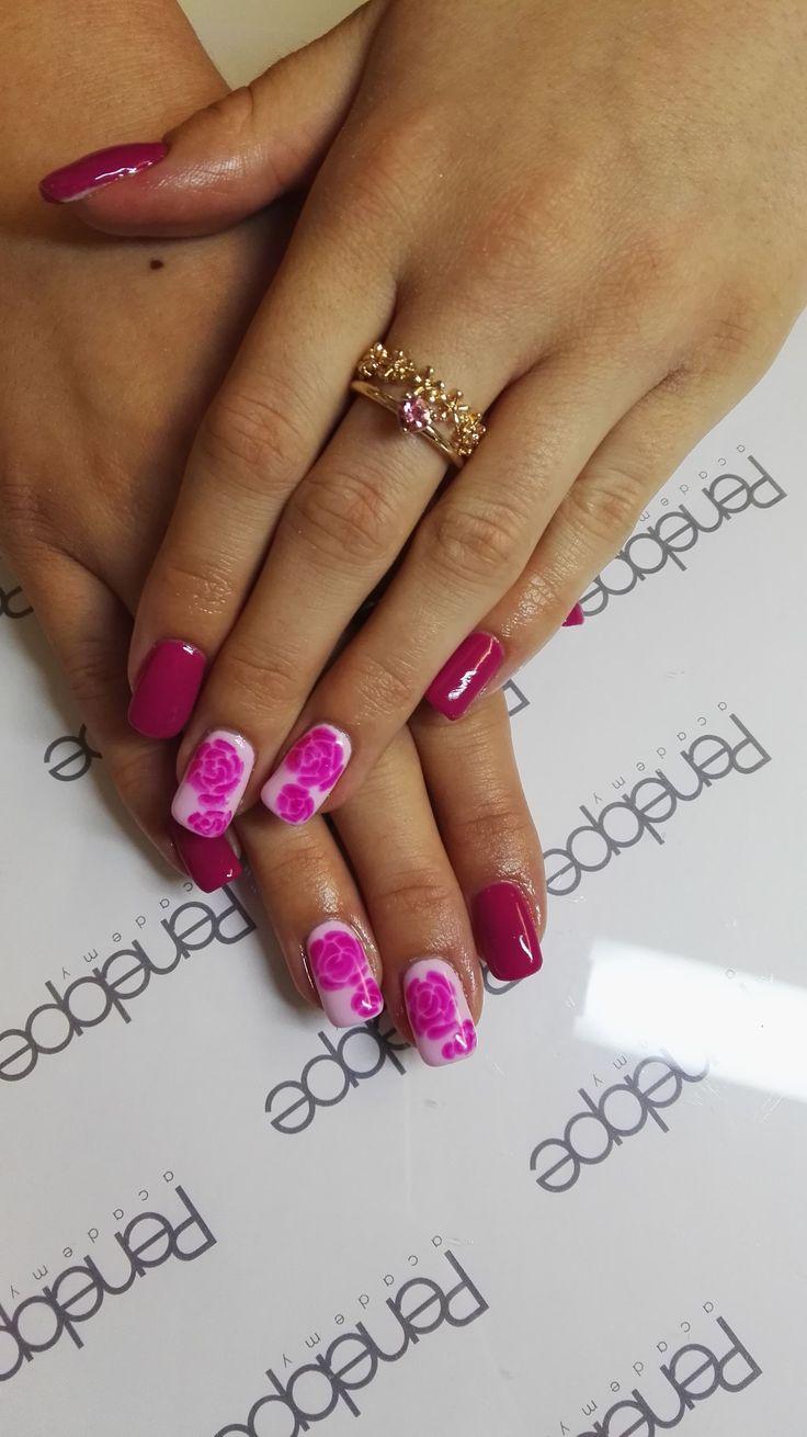 Soak off gel shellac nail course Penelope Academy Gloucester http://www.penelopeacademy.co.uk/nail-courses  #beautyshool #nail #nailart #nailedit #nailartwow