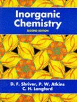 Inorganic chemistry / Duward F. Shriver, P.W. Atkins, Cooper H. Langford #novetatsfiq2017