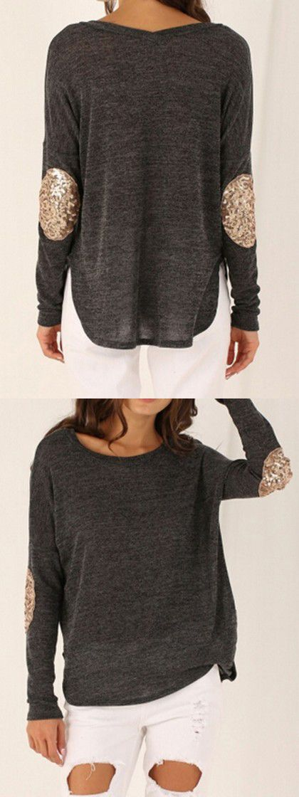 Simple and chic. I love this t shirt.