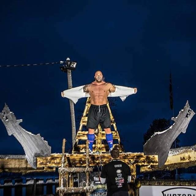 'Game of Thrones' Actor Hafthor Bjornsson Wins World's Strongest Viking & Breaks 1,000-Year-Old Weightlifting Record
