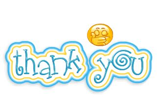 Image Smiley thank you Smileys with Message